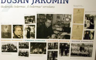 Ceciljanka – 2017  fotogalerija razstave o Dušanu Jakominu